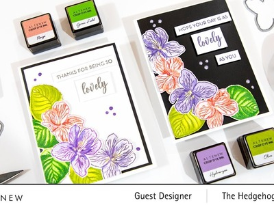 Top Tips for Using Multi-Layer Stamps + Totally Different Cards Just by Changning the Background