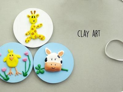 Easy Clay Art | Polymer Clay
