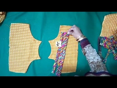 How to make frock umbrella frock stylish frock simple cutting & stitching step by step full tutorial