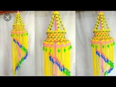 How to make macrame Jhumar new design