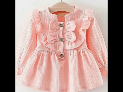 How to up down frock short frock baby frock