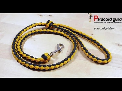 Braid, 4 Strand Paracord Braid With a Core and Buckle, 4 Strand