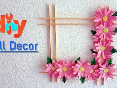 Paper wall decor idea diy | DIY Room Decor Idea with Paper | Amazing Paper Craft