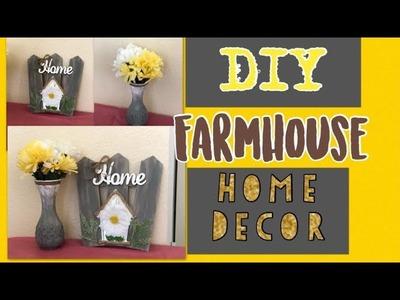 DIY Farmhouse Home Decor