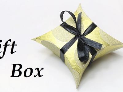 DIY - Handmade gift for boyfriend (Explosion box) tutorial