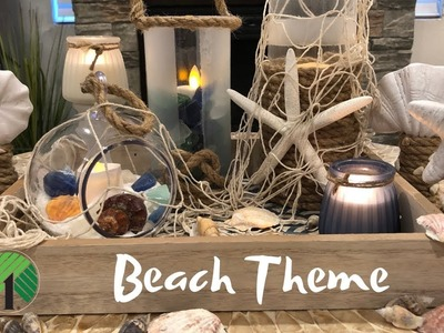Dollar Tree Beach Theme Decor