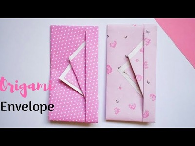 Easy Gift Envelope for Mother's Day | DIY Envelope Folding Ideas | Fun Mother's Day Crafts