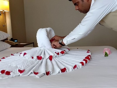 Honeymoon setup