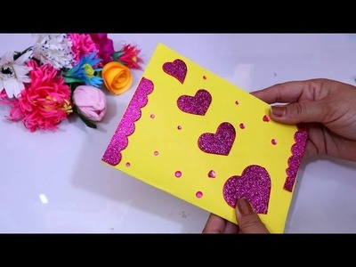 DIY Beautiful Mother's Day Card Ideas || Handmade Mother's Day card.Mother's Day pop up card making