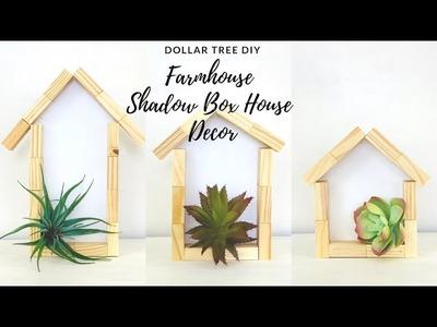 Dollar Tree Farmhouse DIY Home Decor|Succulent Summer Home Decor