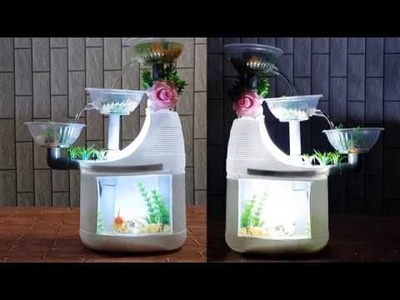 How to make fish tanks from plastic bottles | DIY