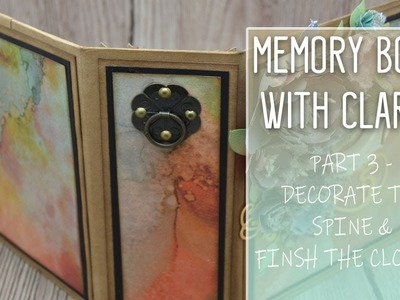 Memory Book With Clarity part 3