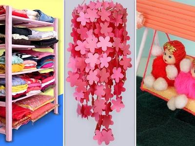 10 Usefull !!! DIY Room Decor & Organization Idea    DIY Projects