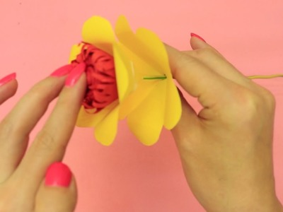 16 Paper Flowers Craft Ideas How To Make Paper Flowers