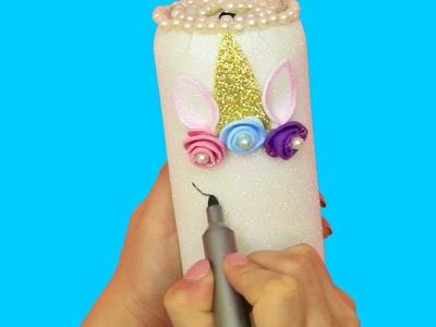 3 DIY Cutest Unicorn Crafts  | DIY Unicorn Craft Ideas