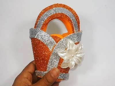 Best craft ideas |  DIY - Glitter paper crafts || Best Room Decoration Idea.