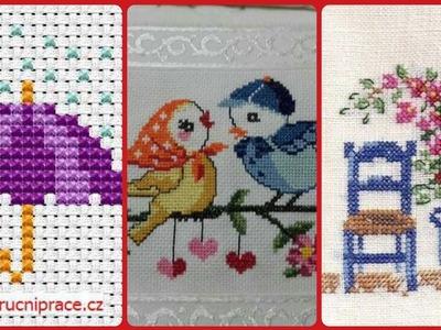 Cross Stitch Beautiful And Stunning New Patterns Ideas