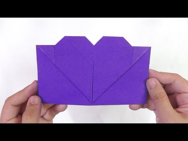 How to make origami paper envelope - 3 | Origami. Paper Folding Craft Videos & Tutorials.