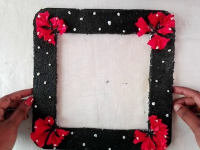 Simple DIY Photoframe.Simple and easy DIY.5-Minute craft for Kids ????
