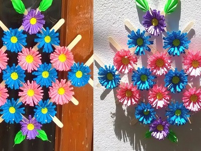 WOW !!! DIY Paper Wall Hanging || Paper Craft !!!