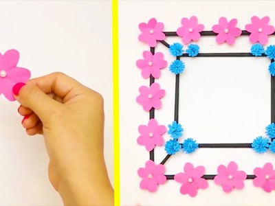 12 DIY WALL DECOR IDEAS EASY AND COOL WALL HANGING