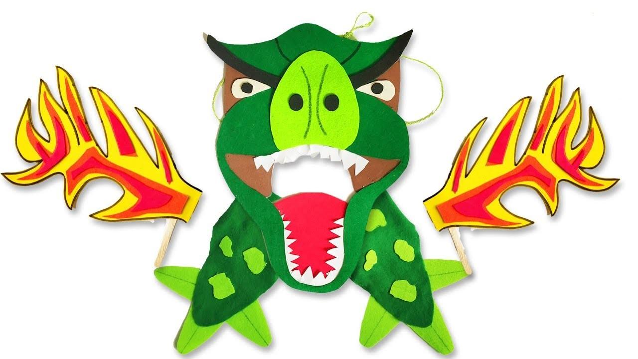 5 Super DIY Dino Crafts for Kids | Best DIY Video | 1 Minute Crafts