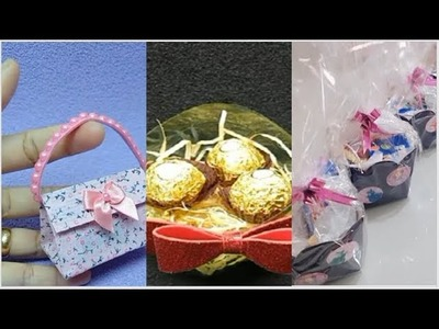 DIY Art Attack. Handmade gifts. Easy gift packing ideas