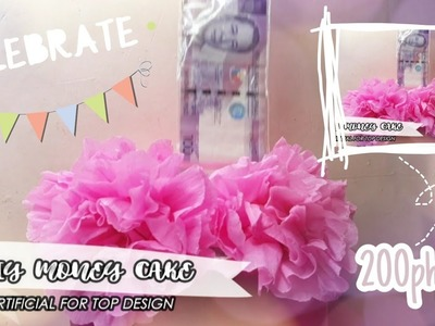 DIY MONEY CAKE | Super AFFORDABLE and EASY ????  | LJA
