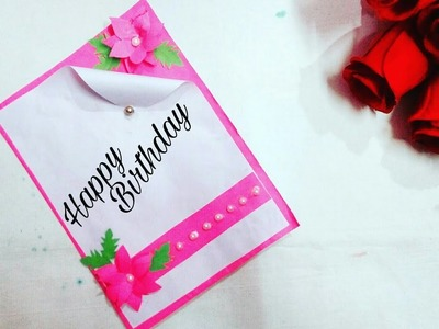 Handmade, Handmade Birthday card idea