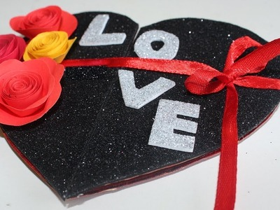 Latest Handmade Gifts for Boy Friend or Girl Friend | DIY Gift Ideas | Love Explosion Greeting Card