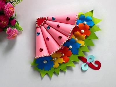DIY Birthday Card Idea || Beautiful Handmade Birthday Card Idea