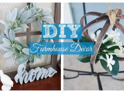 DIY Farmhouse Decor