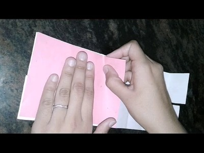DIY MINI DIARY.DIY Cute mini diary at home ||AMEE'S WORLD