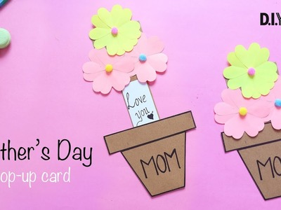 DIY Mothers Day Card | Amazing Pop Up Cards | DIY Greeting Card