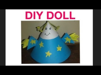 How to make a DIY doll.