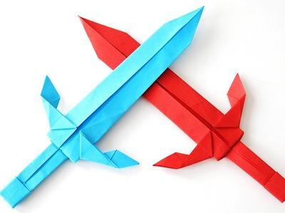 Origami Sword (Stephen Ha) - Paper Crafts 1101