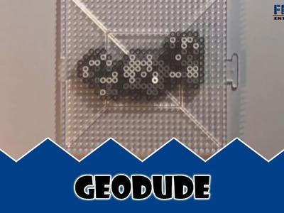 Pokemon: Perler Bead Geodude