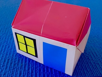 Make an Origami Dolls House