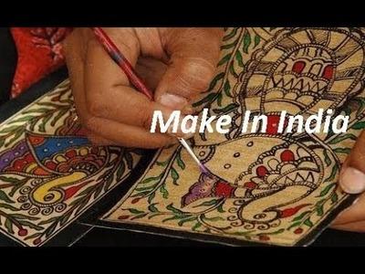 Make In India | Craft Village | Fibre2Fashion