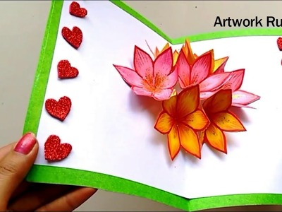 A Handmade Card for Your Special Day | Mother's Day Card | 2019