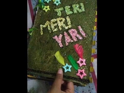 Handmade gift for male best friend |card| |birthday gift ideas| |best friend forever|