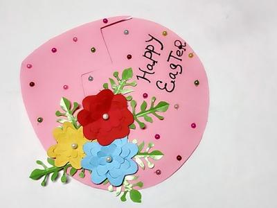 Happy easter. easter handmade card ideas