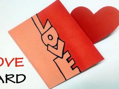 Love Greeting Card | Greeting Cards Latest Design Handmade | I Love You Card Ideas 2019
