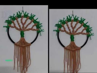 Macrame Tree  designs #dreamcatcher , #TALIKUR #MACRAME #Wallart #DIY