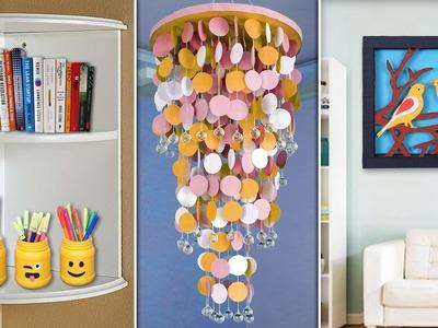 10 Simple DIY Room Decor & Organization Idea !!!