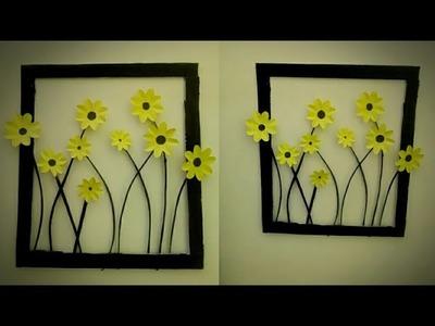 Beautiful Home Decor. DIY easy craft idea. wall Hanging
