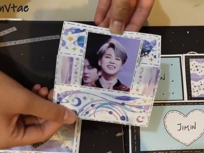 BTS Jimin Scrapbook 2