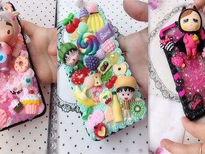 DIY HANMADE | 10+ AMAZING IDEAS TO DECOR PHONE CASE WITH CREAM