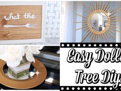 EASY DOLLAR TREE DIY'S. WORLD MARKET INSPIRED DIY'S