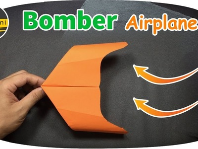 How to make Bomber Aircraft | Paper AirPlane #AirPlane